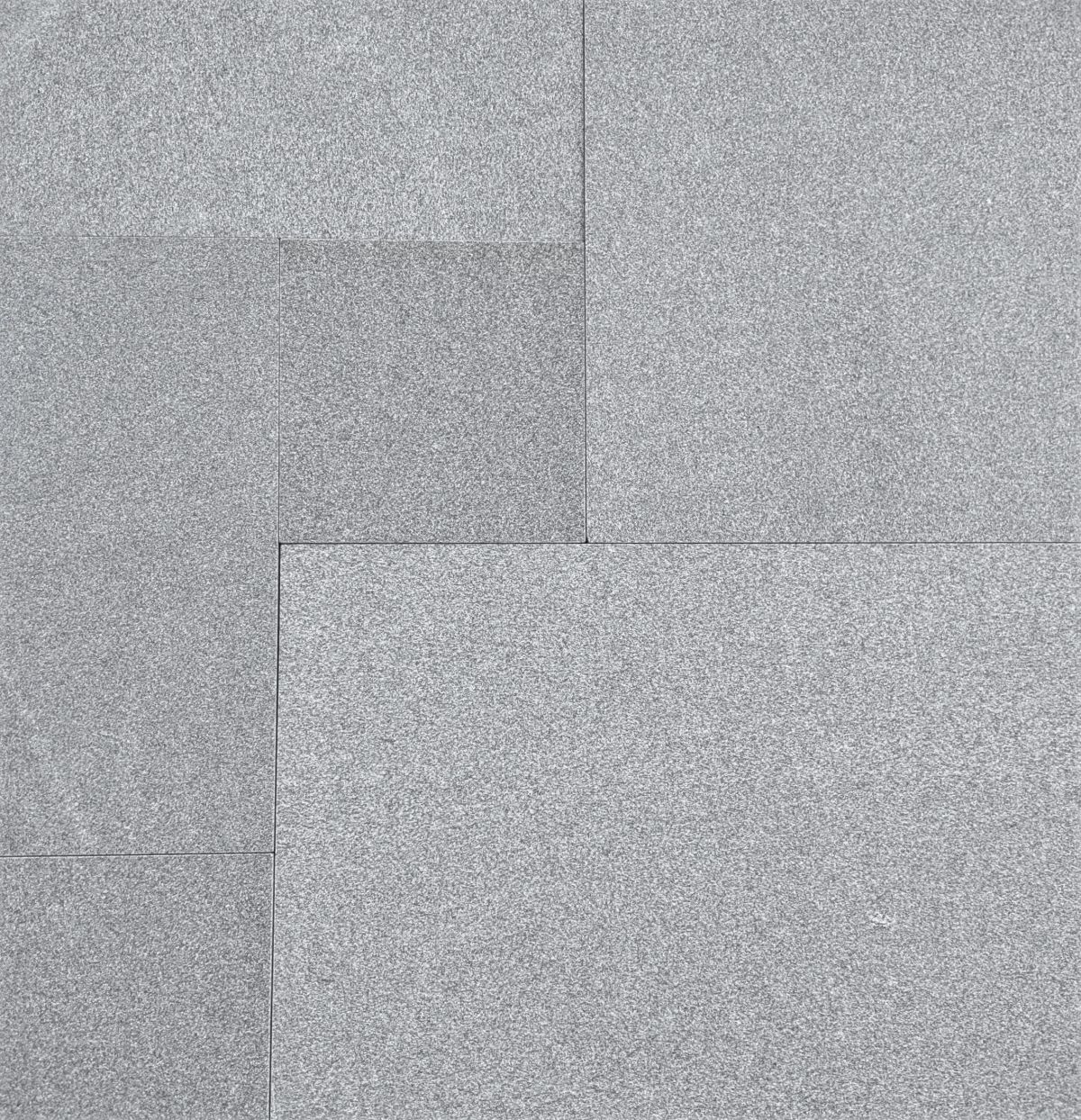 Pavers   Castle Grey Granite Thermal   Swatch (2)